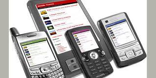 WP mobile theme